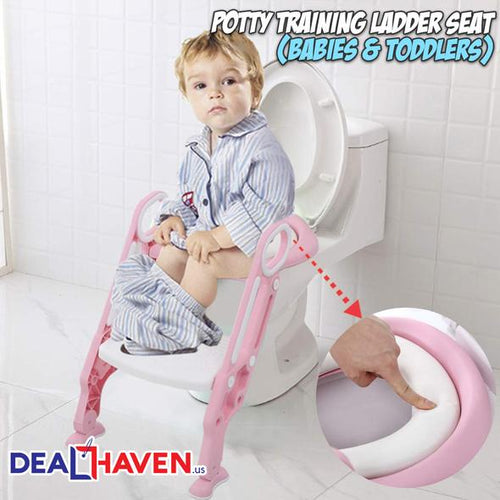 Potty Training Ladder Seat for Toddlers