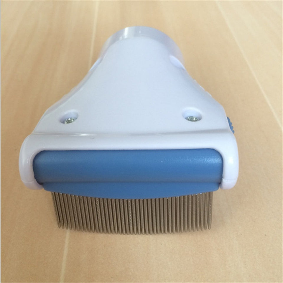 Anti-Lice Electric Treatment Comb