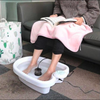 OuraCleanse™ - Professional-Grade Ionic Detox Foot Bath