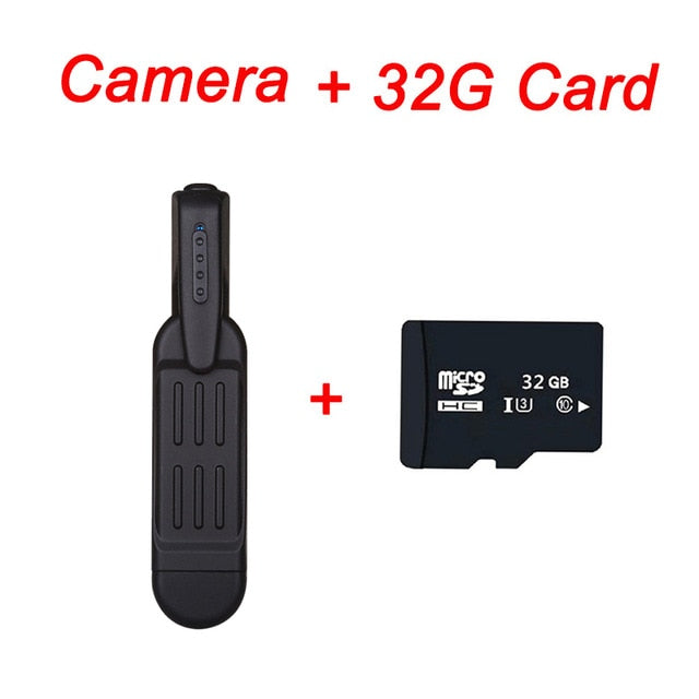 1080P HD Mini Pen Camcorder