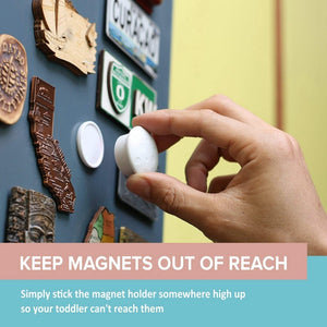 Super-Magnet Cabinet Safety Lock