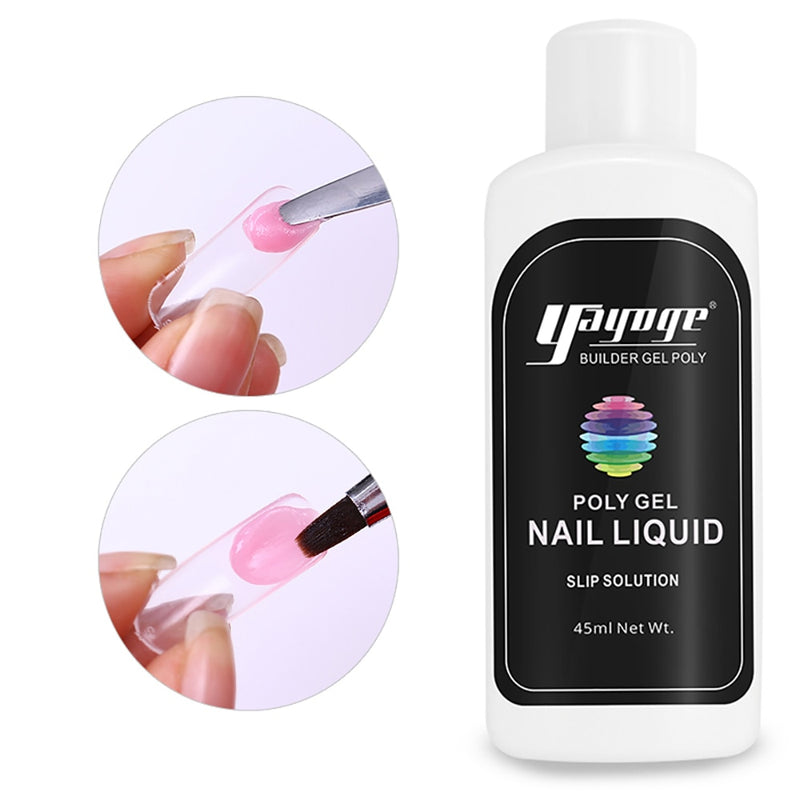 Polygel Nail Kit for Perfect Nails