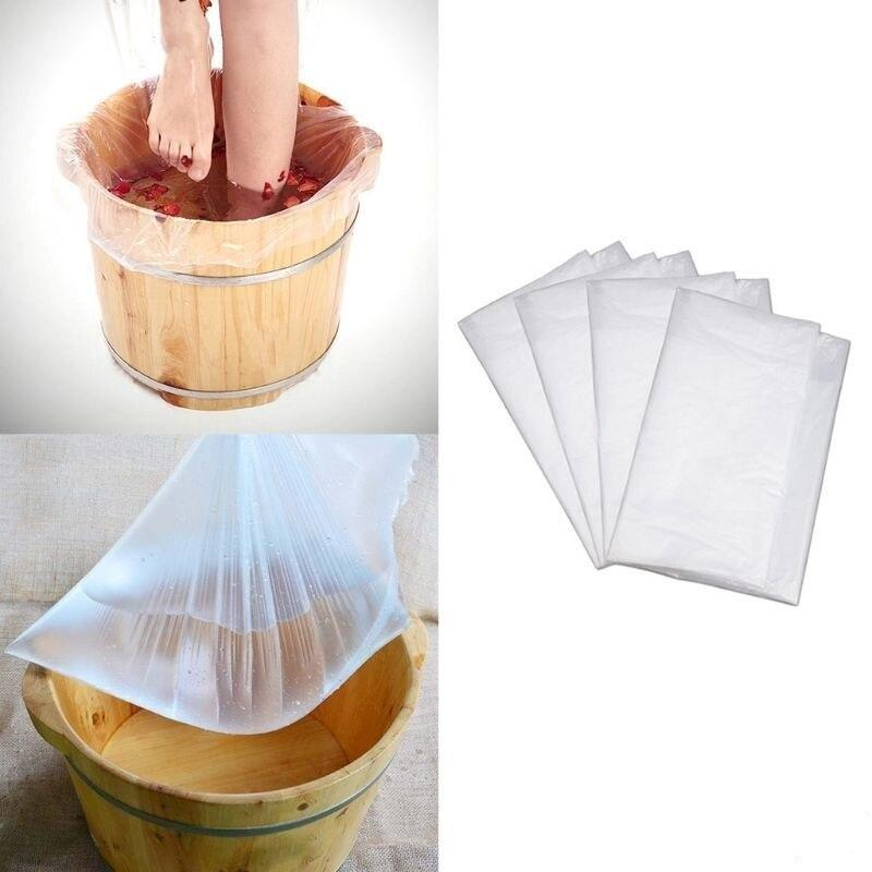 Disposable Foot Bath Liners (90 Pack)