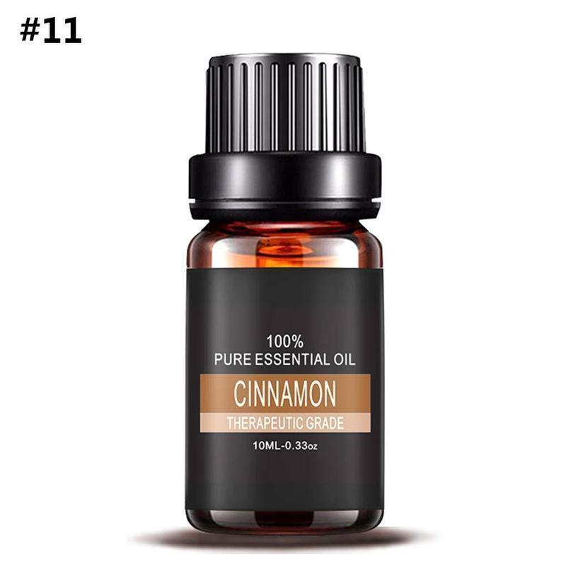 Pure Plant Essential Oils (10ml)