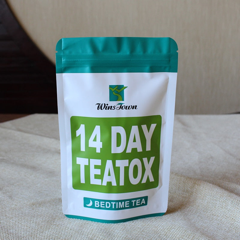 14 Days 100% Pure Natural Detox Tea Bags
