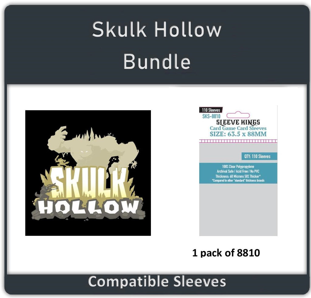 """Skulk Hollow"" Compatible Sleeve Bundle (8810 X 1)"