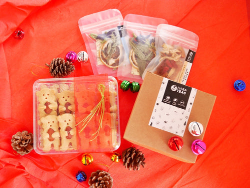 Harateas Mini Christmas Gift Set