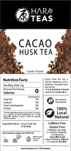 Load image into Gallery viewer, Cacao Husk Tea 可可茶