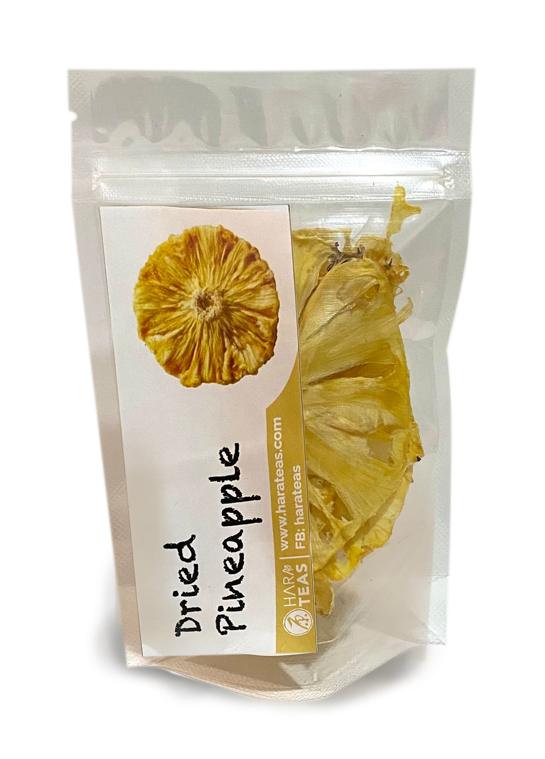 Dehydrated Pineapple Slices 低温处理黄梨片