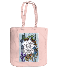 Load image into Gallery viewer, New Beginnings Organic Spring Tote