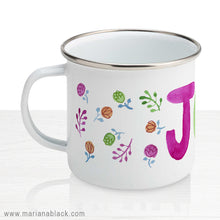 Load image into Gallery viewer, Joy Enamel Mug