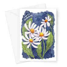 Load image into Gallery viewer, Darling Daisies Birthday Eco-friendly Greeting Card