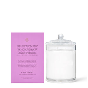 A Tango In Barcelona - Tuberose & Plum 380gr Soy Candle - Cronulla Living