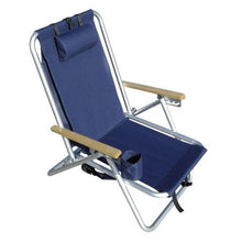 Load image into Gallery viewer, Wearever Backpack Aluminium Chair: Navy - Cronulla Living