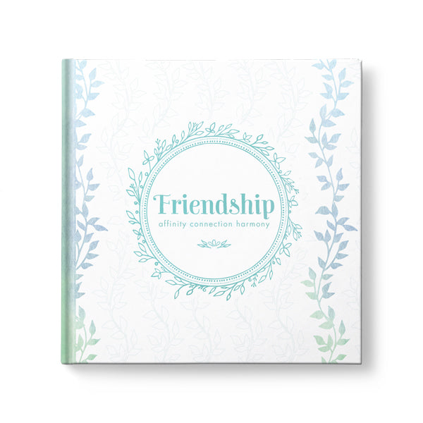 Friendship Book - Cronulla Living