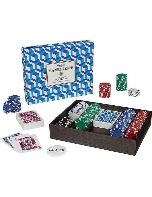 Ridley's Games Room - Poker Set - Cronulla Living