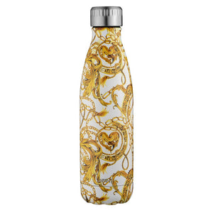 Avanti Fluid Twin Wall Insulated Bottle 500ml - Baroque Gold - Cronulla Living