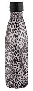 Avanti Fluid Twin Wall Insulated Bottle 500ml - Leopard - Cronulla Living