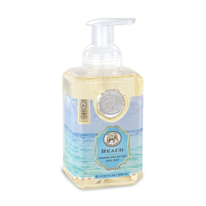Michel Design Work Hand Soap Foaming  'Beach' 530ml - Cronulla Living