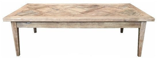 Casablanca Coffee Table Recyled Elm Timber
