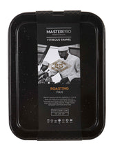 Load image into Gallery viewer, Masterpro Professional Vitreous Enamel Roasting Pan 34x26cm - Cronulla Living