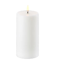 "Load image into Gallery viewer, Flameless Pillar Wax Candle 3""x 6"" - Cronulla Living"