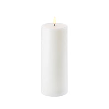 "Load image into Gallery viewer, Flameless Pillar Wax Candle 3""x 8"" - Cronulla Living"