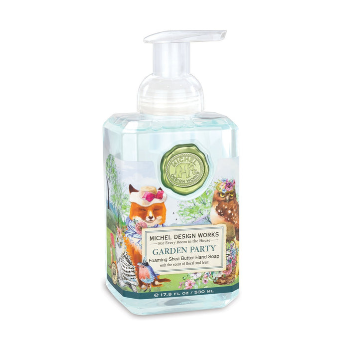 Garden Party Foaming Hand Soap - Cronulla Living