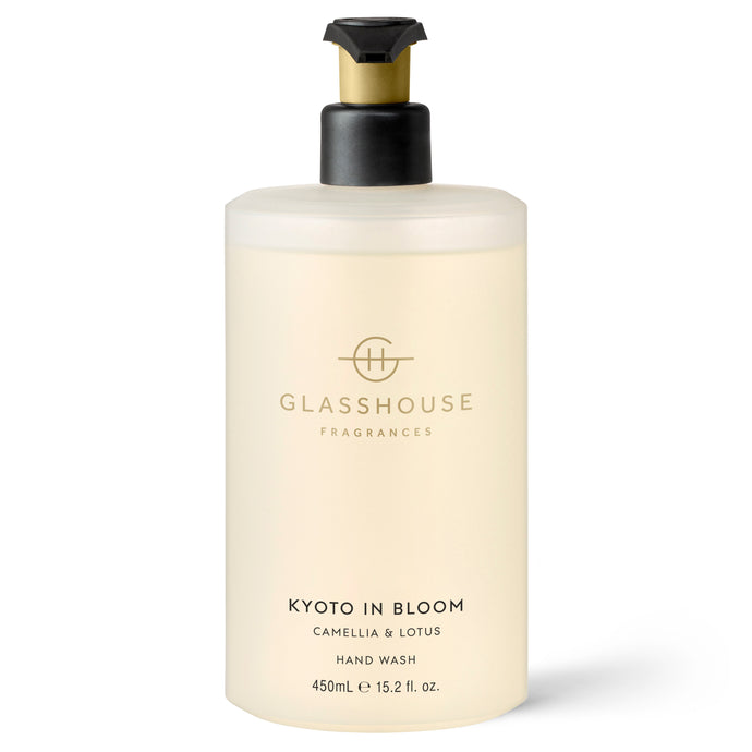 Kyoto In Bloom Hand Wash 450ml - Cronulla Living