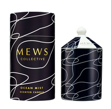 Load image into Gallery viewer, Mews Collective - Ocean Mist Scented Candle 320g