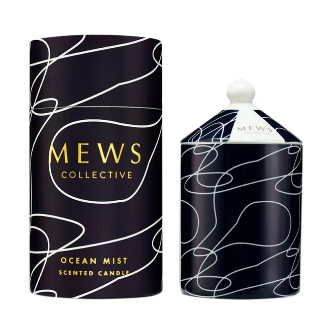 Mews Collective - Ocean Mist Scented Candle 320g