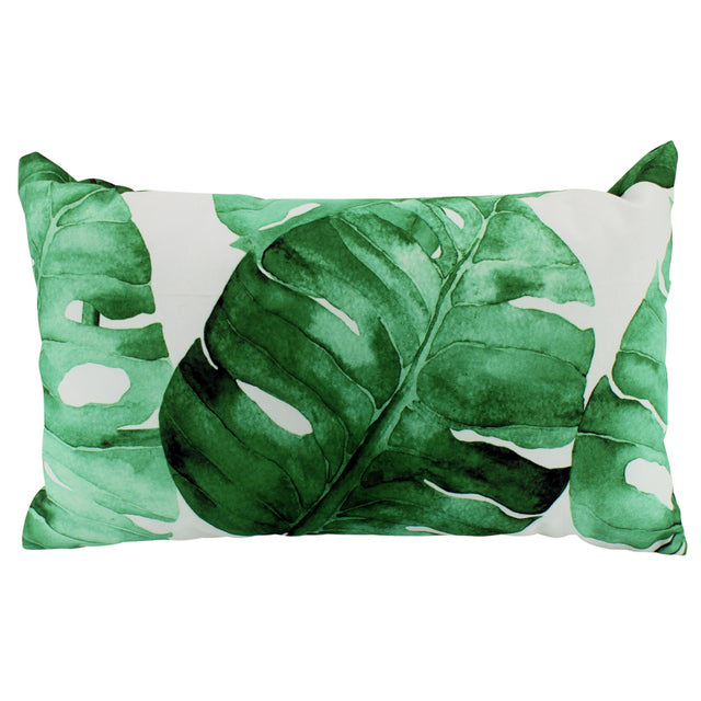 Outdoor Cushion - Monsteria 30x50cm
