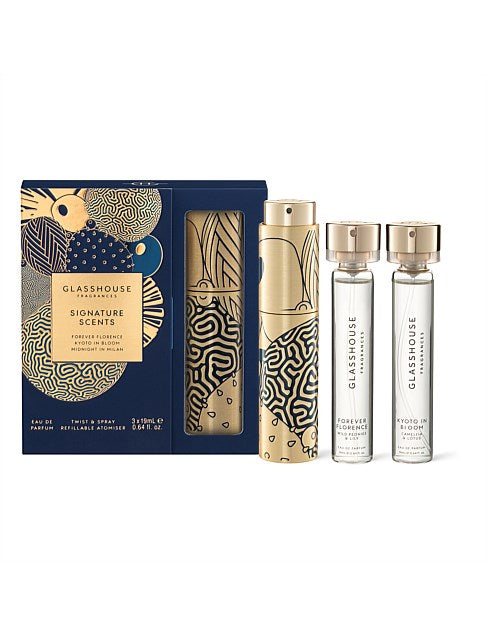 Signature Scents Gift Set Assorted Perfumes