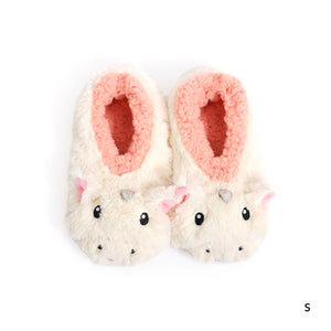 Sploshies - Toddler Animal Unicorn Non Slip Soft Slippers