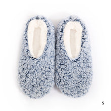 Load image into Gallery viewer, Sploshies - Snuggle Puff Blue Non Slip Slippers
