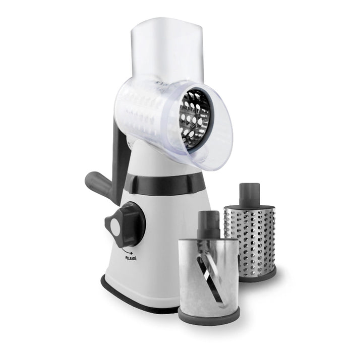 Avanti  Drum Grater with 3 Blades Tabletop - Cronulla Living