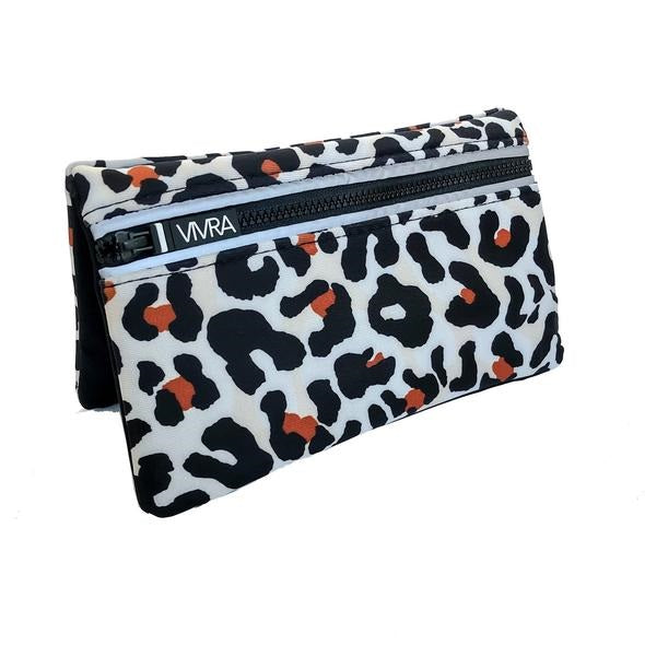 Vivra Magnetic Pouch - Madagascar - Leopard Small