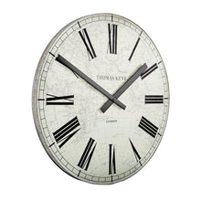 Load image into Gallery viewer, Wharf in Map Wall Clock - 51cm - Cronulla Living