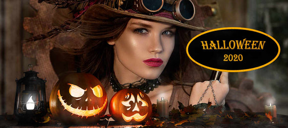 Boutique Steampunk Halloween