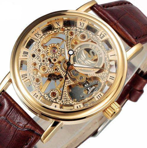 montre automatique skeleton dream
