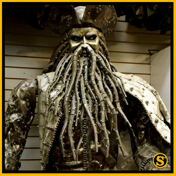 Sculpture pirate steampunk | steampunkstore