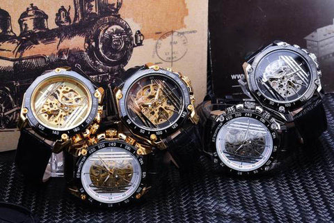 collection montre bracelet automatique