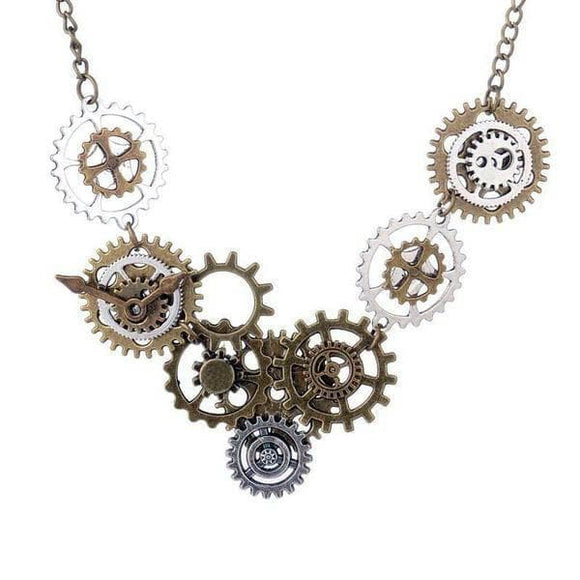 collier engrenage-steampunk store