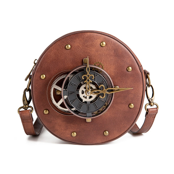 Petit Sac a Main Steampunk