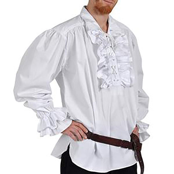 Chemise Steampunk <br> Victorian Pirate