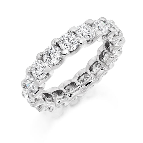 Diamond Full Eternity Ring