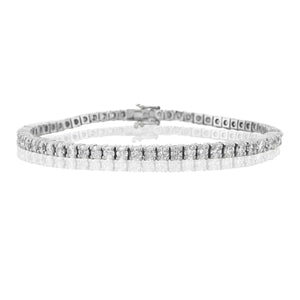 Diamond Tennis Bracelet - Various Sizes
