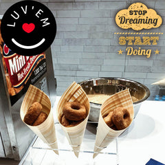 Luv'em Mini Donuts at your event.