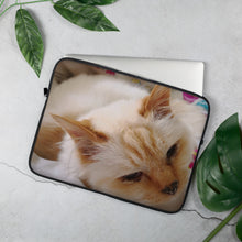 Load image into Gallery viewer, Laptop Sleeve 13 inch Cat