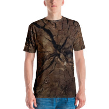 Load image into Gallery viewer, Men's T-shirt Woodcut